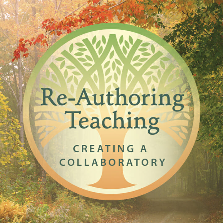 Re-authoring Teaching